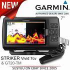 New Garmin STRIKER Vivid 7cv & GT20-TM Transducer│7