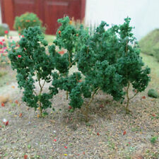 Free Shipping 250 Dark Green Branches 1.5 - 3 inches Tall # 70021