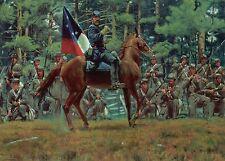 General Stonewall Jackson, First Manassas, Virginia, Military Civil War Postcard