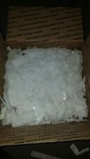 11 pounds Scrap Wax majority white needs sorting some impuitys see description