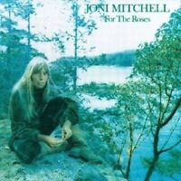 JONI MITCHELL - FOR THE ROSES CD POP 12 TRACKS NEU