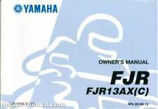 2008 Yamaha FJR1300AXC Motorcycle Owners Manual : LIT-11626-21-63
