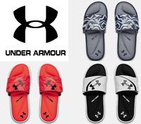 Under Armour Men's Ignite Morph FS USA Sandals Slides Flip Flops Shoes - 3023233