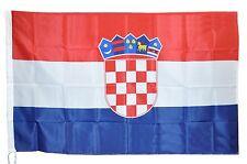 BANDIERA CROAZIA CROATA CROATIAN FLAG CROATIA DRAPEAU BANDERA cm 90x150