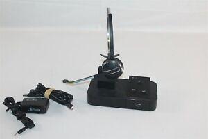 Jabra Pro 9450 Flex Boom Mono DECT 6.0 Wireless Headset System 9450-65-707-105