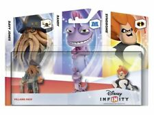 DISNEY INIFINITY VILLAINS PACK CATTIVI NUOVO ps3 xbox 360 one ps4 3ds 2ds wii u