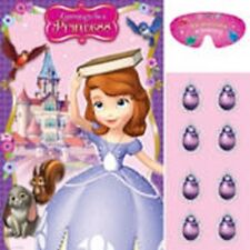 Sofia the First Party Game 2-8 Players