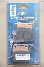 Plaquettes Frein Moto CARBONE LORRAINE A3+ 2282A3 pr KAWASAKI Z ZXR ZR-4 ZX7-R..