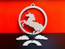Mdf Unicorn Dreamcatcher 15cm
