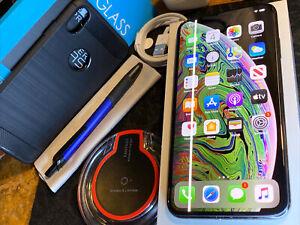 Apple iPhone Xs MAX (64gb) Verizon World-Unlocked (A1921) Black {iOS13}88% LooK