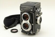 【NEAR MINT】 Rollei Rolleiflex 3.5 T TLR w/ Tessar 75mm f3.5 From Japan #1650