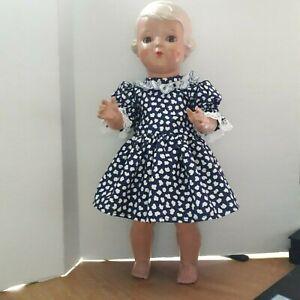 41 42 VANABU® Puppenkleidung Windel für 40 43 cm Baby Puppen NEU
