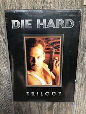 Die Hard Trilogy - Die Hard, Die Hard 2, W A Vengeance 3 Disc DVD Set Brand New