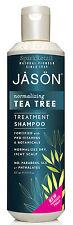 Jason Orgánico tratamiento de normalización de árbol de Té Champú 517ml Cuero cabelludo seco, picor