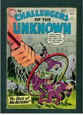 Challengers of the Unknown 7, Jack Kirby, FN (6.0)