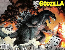 GODZILLA (2012) #1 COVER A VF/NM