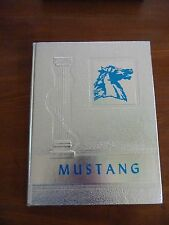 "1966 Grand Valley High School ""Mustang"" of Orwell, Ohio"