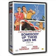 Somebody Up There Likes Me (1956) DVD (Sealed) ~ Paul Newman