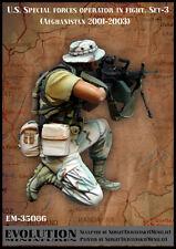 Evolution 1/35 EM-35086 US Special Forces Operator in Fight (Set 3) - 1 Figure