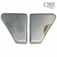 Triumph T120 Steel Side Covers