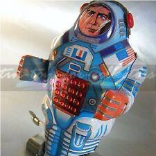 ASTRONAUT ROBOTER SPARKLING VERGLEICHBAR NOGUCHI JAPAN LITHOGRAPHIERTES BLECH