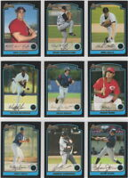 2003 Bowman Baseball Team Sets **Pick Your Team**