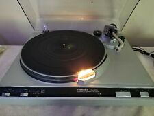 VINTAGE TECHNICS SL-5200 DIRECT DRIVE AUTO TURNTABLE RECORD PLAYER WORKS GREAT