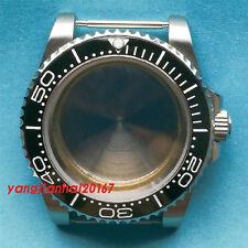 40mm Bliger SS Watch Case Fit ETA 2836DG2813/3804Miyota 8205/8215 Movement  F001