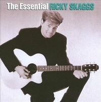 RICKY SKAGGS The Essential 2CD BRAND NEW Country Best Of
