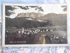Bezau Bregenzerwald Vorarlberg Foto Österreich Postkarte Ansichtskarte 4113