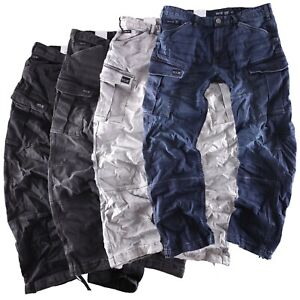 Big Seven L30-L36 Brian comfort fit Herren Cargo Jeans Hose Übergröße XXL