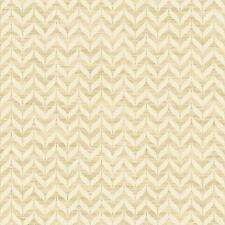 INCANTO LEAF GEOMETRIC WALLPAPER GOLD / CREAM - RASCH 308624 GLITTER
