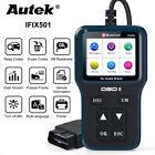 Ifix501 Eobd Obd2 Car Scanner Code Reader Universal Engine Diagnostic Reset Tool
