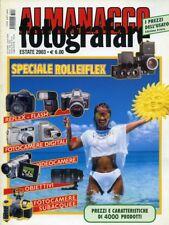 * ALMANACCO fotografare N°3/2003 - ESTATE 2003