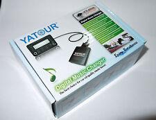 Yatour USB MP3 AUX SD CD Adaptador para BMW 3 5 7 X5 etc. 94-06 3+6 pin