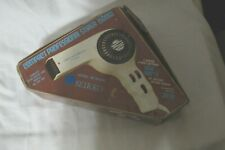 Seikko SE 1500w Compact Professional Styler Hair Dryer Blue Clear Vtg Open Box