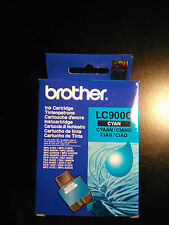 CARTOUCHE ENCRE ORIGINAL BROTHER LC900C   ORIGINE