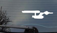 Star Trek Enterprise Sticker  CAR VAN 4X4 ,BUMPER,WINDOW LAPTOP  VINYL / DECAL