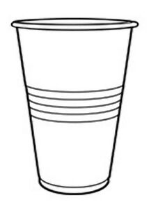 500ml Clear Cold Drink Cup (Ingeo PLA)  1000 pcs