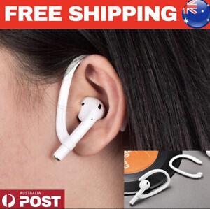 2 Pcs Headphones Earhook Over Ear Hook For Airpod Earphone Sports 🇦🇺 Seller