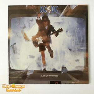 AC/DC, Blow up your Video,, Atlantic vinyl LP,  781 828-1    NM/NM