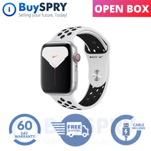 Apple Watch Series 5 Nike+ 🍎 44mm WiFi + 4G Cellular Aluminum Nike Sport Band