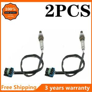 2pcs O2 Oxygen Front Sensor 1 For 2009-2011 Chevrolet Traverse 3.6L/GMC Acadia