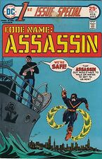 DC Comics! First Issue Special! Code Name: Assassin! Issue11!