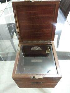 Hamilton chronometer Box