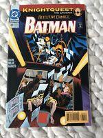 Detective Comics #669 Dec 1993 Starring Batman - Knightquest