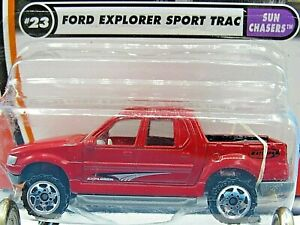 MATCHBOX VHTF SUN CHASERS SERIES FORD EXPLORER SPORT TRAC