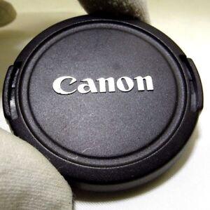Canon E-52mm 52mm Front Cap for 50mm f1.8 EF II EOS OEM --  free shipping USA