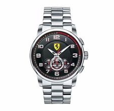 NIB  Scuderia Ferrari Mens  SF107 Heritage Chronograph Watch 0830065  MSRP $ 445