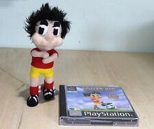 Soccer Kid Neuf Complet PS1 Playstation 1 Game UK PAL et Soccer Kid Toy
